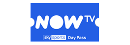 Hearts v Rangers NOW TV Sky Sports Day Pass Logo